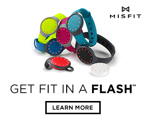 Misfit Flash coupon code