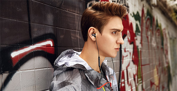 1More Capsule Dual Driver In-Ear Headphones
