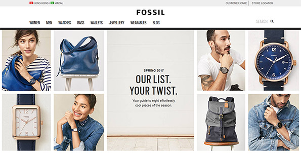 Fossil.com review