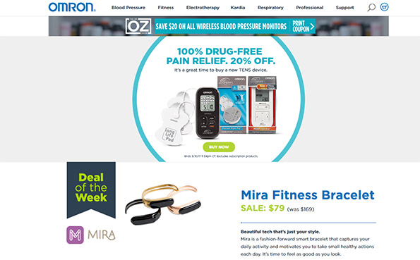 Omron review
