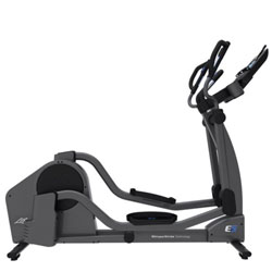 E5 Adjustable-Stride Elliptical Cross-Trainer