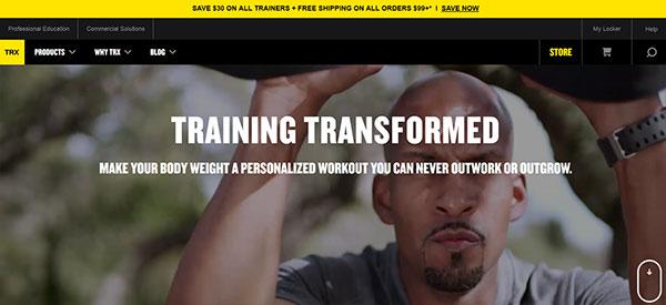 TRX Training Review