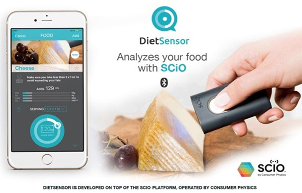 DietSensor SCiO Scanner coupon