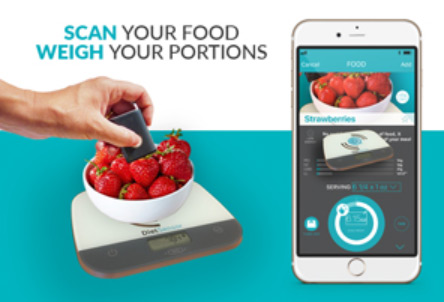 Digital Scale + SCiO scanner review