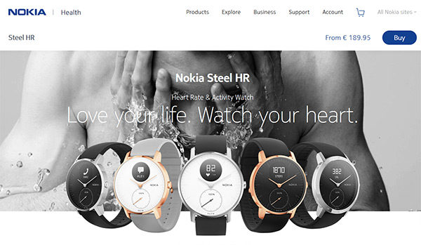 Nokia health review