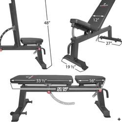 Titan.fitness Incline Bench