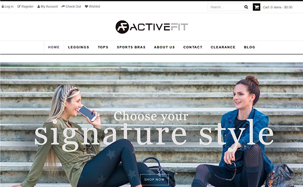 Activefitwear.com review