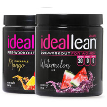 IdealLean Pre-Workout discount