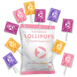 Flat Tummy Lollipops coupon