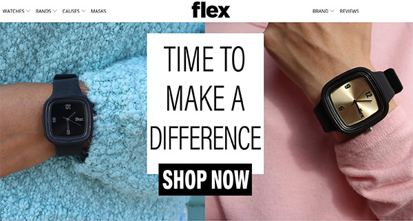 flex watches review