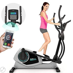 Bluefin Fitness CURV Elliptical Cross Trainer coupon